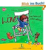 Line - Das kann ich schon alleine!  - Pappbilderbuch: PiNGPONG