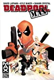 img - for Deadpool Max by Lapham, David 1st (first) Edition [Hardcover(2012/11/14)] book / textbook / text book
