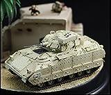 1/72 完成品 アメリカ 陸軍 歩兵戦闘車 M2A2 ブラッドレー 戦車 プラモデル 35055