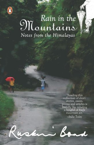 Rain in The Mountains Image