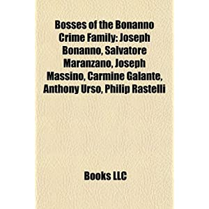 Bonanno Crime Family Joe Massino | RM.