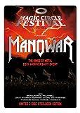 echange, troc Magic Circle Festival Vol 2 (MANOWAR), Lim. Steelbook Edition