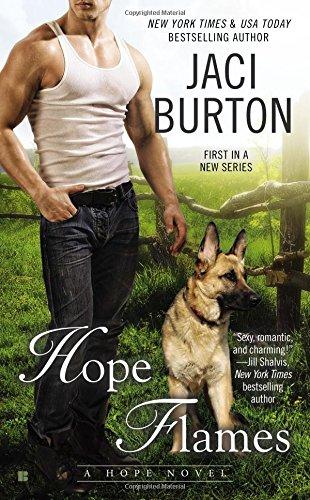 Image of Hope Flames (A Hope Novel)