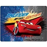Boys/Kids Disney Cars Fleece Blanket/Throw (120cm x 150cm) (Red/Blue) by Cars