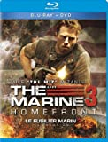 The Marine 3: Homefront / Le Fusilier Marin 3: L'Invasion (Bilingual) [Blu-ray + DVD]