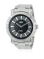 JBW Reloj con movimiento cuarzo suizo Man 50 mm