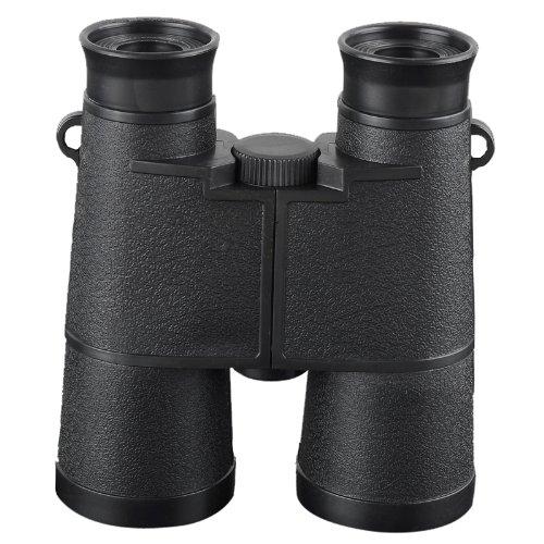 6X35 Children New Beach Activities Puzzle Game Telescope Binocular (Black)
