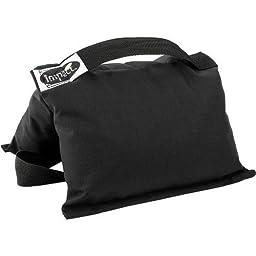 Impact Cordora Saddle Sandbag - 15LB Black Stabilizing Weight