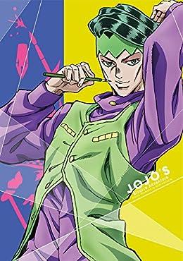 ジョジョの奇妙な冒険 ダイヤモンドは砕けない Vol.5<初回仕様版>Blu-ray