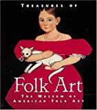 img - for Treasures of Folk Art: Museum of American Folk Art (Tiny Folio) book / textbook / text book