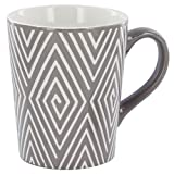Grey Soho Tea Mug
