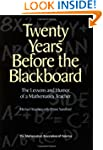 Twenty Years before the Blackboard (S...