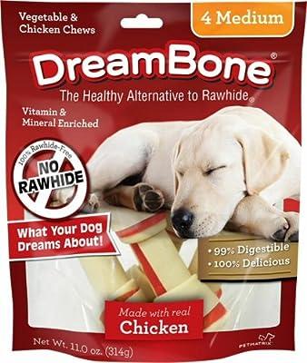 DreamBone Chicken Dog Chew