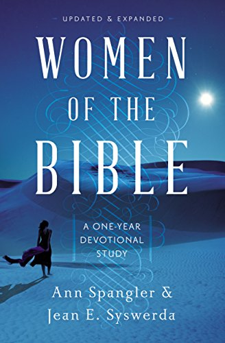 Women of the Bible: A One-Year Devotional Study cover