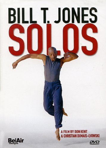 Bill T. Jones : Solos