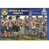 Italeri - 1:72 Napoleonic Brit/Scot Infant