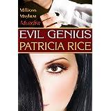 Evil Genius: A Family Genius Mystery (The Family Genius Mysteries Book 1) ~ Patricia Rice