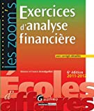 Exercices d'analyse financi�re