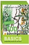 Pflanzen-Lernkarten, Die 100 wichtigs...