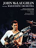 John McLaughlin And The Mahavishnu Orchestra -Full Scores - Guitar Tab Songbook