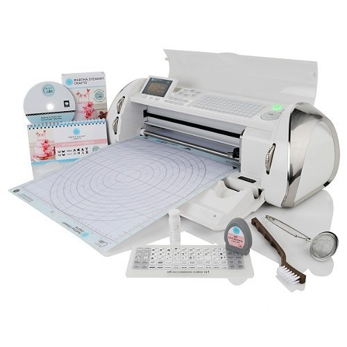 Martha Stewart Crafts Edition of the Cricut Cake Electronic Cutting System