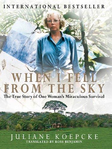 When I Fell From The Sky by Juliane Koepcke ebook deal