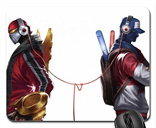 sk-telecom-t1-k-zed-and-taipei-assassins-shen-mouse-pad-mousepad-102-x-83-x-012-inches