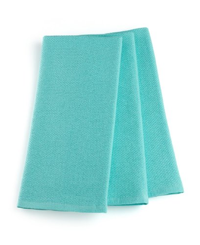 Martha Stewart Kitchen Towels: Martha Stewart Collection 3-Piece Blue Kitchen Towels Set
