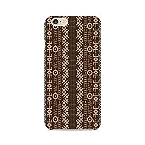 Ebby Gemoetric Strip Premium Printed Case For Apple iPhone 6/6s