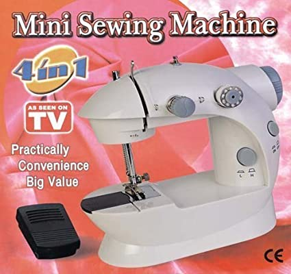 Ming-Hui-New-Electric-Sewing-Machine-(With-Battery/And-Pedal)