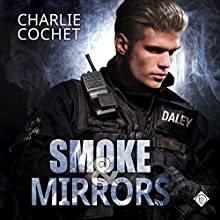 Smoke & Mirrors: THIRDS, Book 7 Audiobook by Charlie Cochet Narrated by Mark Westfield
