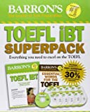img - for Barron's TOEFL iBT Superpack, 2nd Edition book / textbook / text book