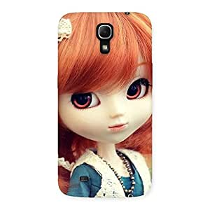 Tiny Baby Girl Back Case Cover for Galaxy Mega 6.3