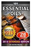 img - for Essential Oils: Aromatherapy 101: Tackling Stress Relief, Enhancing Life, Beauty, Youth, Energy via Essential Oils book / textbook / text book