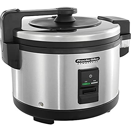 Hamilton Beach 37560 Electric Commercial Rice Cooker