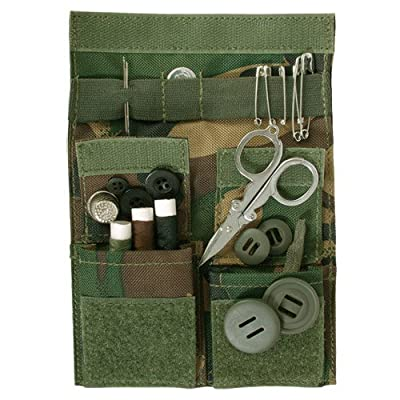 Army Field Sol95 Sewing Kit Accessory Set Travel DPM Camo by Web-Tex