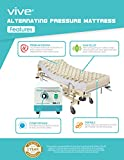 vive alternating pressure mattress with pump u0026 pad vibe is another big name in the world of medical air mattresses and their alternating pressure mattress