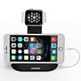 Bengoo Apple watch iPhone 2in1充電スタンド ブラック