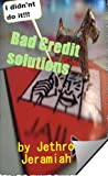 51OXfM%2BoJ7L. SL160  Bad Credit Solutions (1)