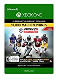 Madden NFL 16: 12000 Points - Xbox One Digital Code