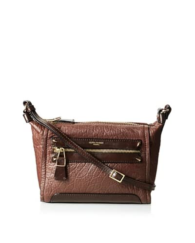 Olivia Harris Women's Hunger Small Novelty Cross-Body, Espresso, One Size As You See