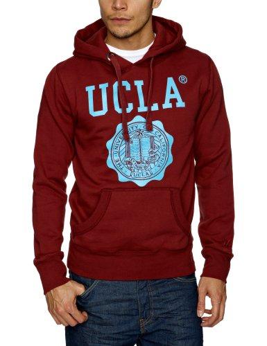 UCLA Colin Men's Sweatshirt Ruby Wine Small