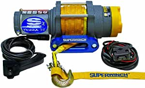 Superwinch 1135230 Terra 35 3500lbs/1591kg single line