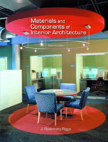 Materials and Components of Interior Architecture (7th...