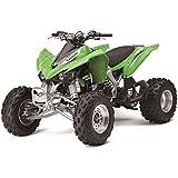 New Ray Toys 1:12 Scale ATV - KFX450R - Green 57503