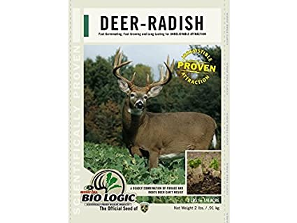 Food Plots For Deer Biologic Deer Radish Food