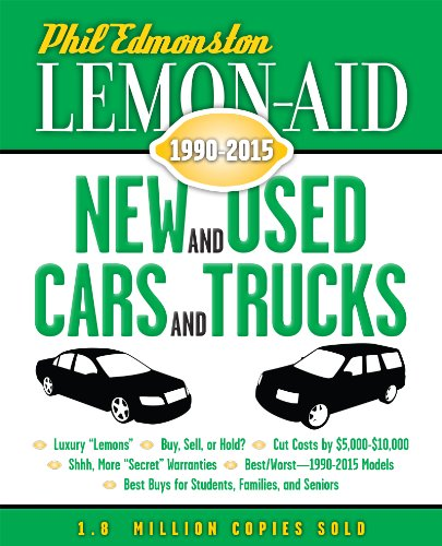 Lemon-Aid New And Used Cars And Trucks 1990-2015 front-431392
