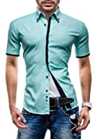 BOLF - Chemise casual - à manches courtes - MODELY YCT - Homme