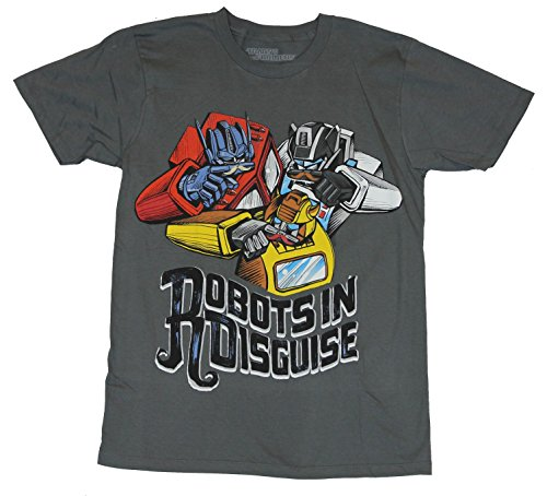Transformers Mens T-Shirt -
