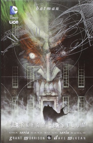Arkham Asylum. Batman. Ediz. deluxe